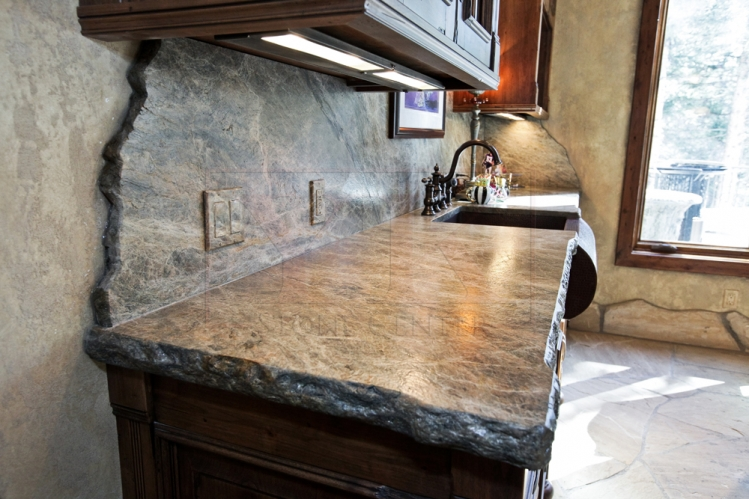 Mountain Home Old Western Meets New Style Natural Stone By Ykstone Center Yk Marble 303 935 6185