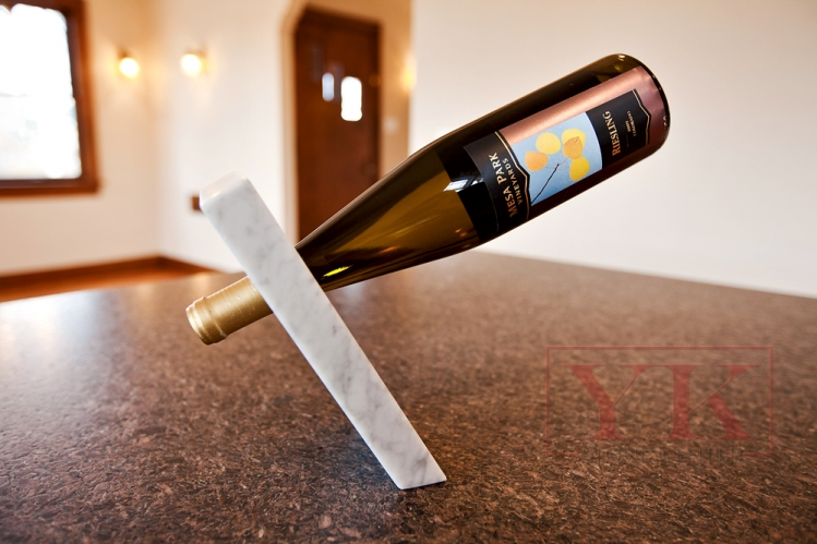 Contemporary Wine Bottle Holder