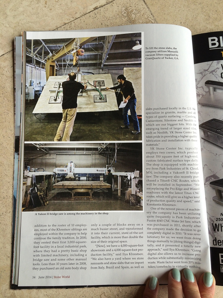 YK-Stone-Center-Denver,-Stone-World-Magazine-June-2014-4